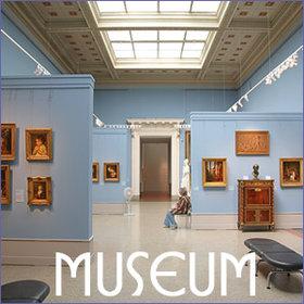 Museum Footer Banner